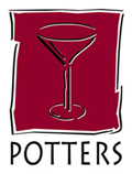 Potters Cocktail Bar Hildesheim Logo