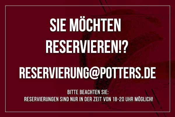 Potters Cocktail Bar Hildesheim Reservierung