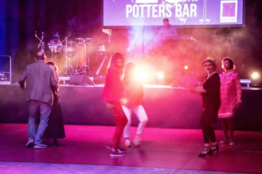 Potters Bar 25 Jahre Party Teil 2