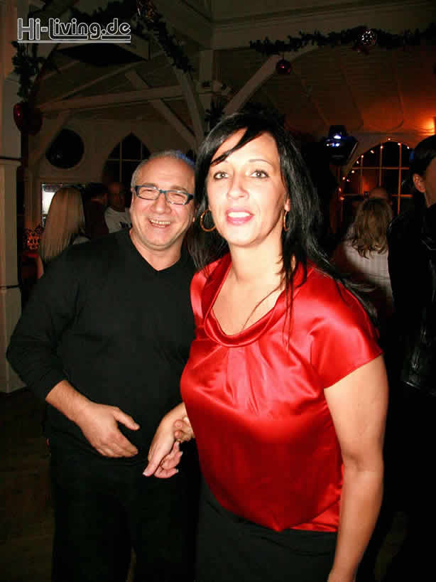 Potters Bar Christmas Party 2007