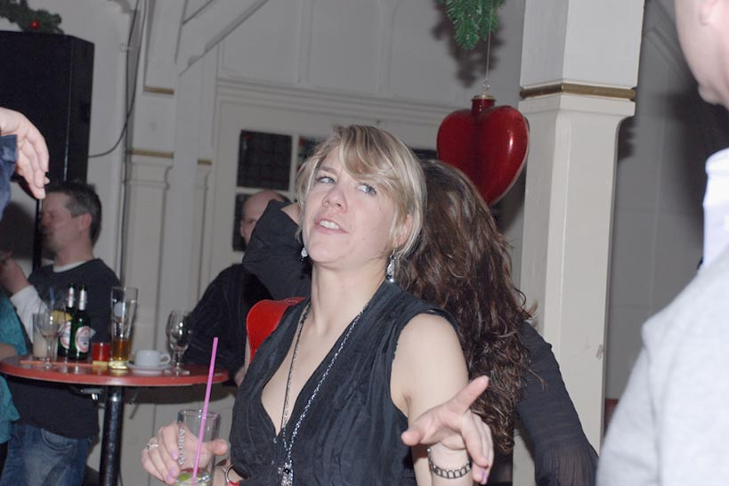 Potters Bar Christmas Party 2009
