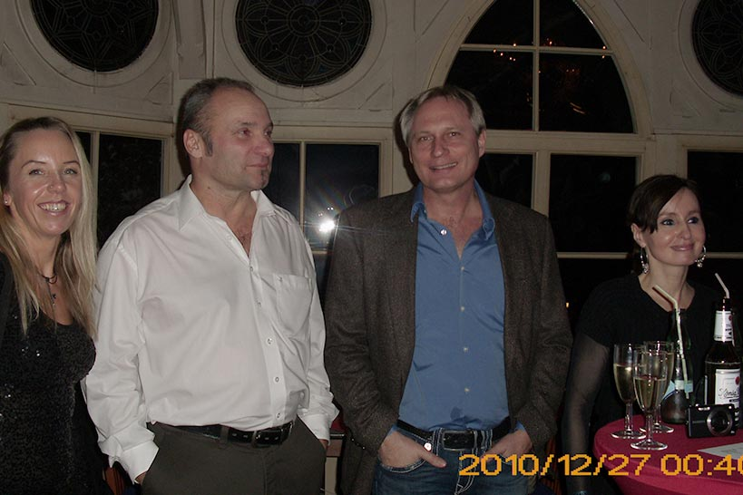 Potters Bar Christmas Party 2010