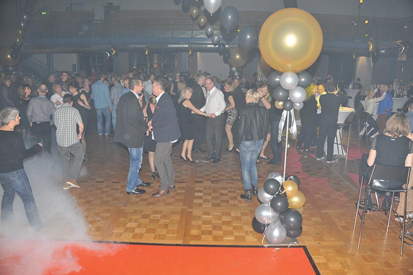 Potters Bar Silvester Party 2013